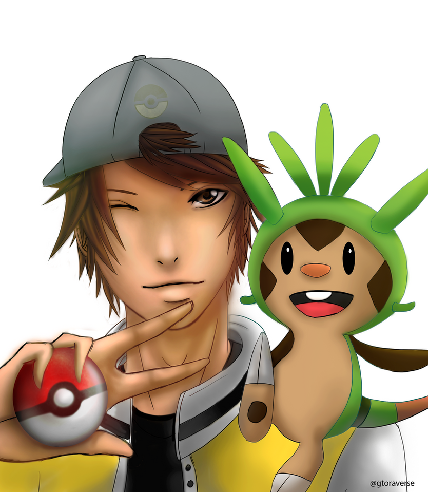 Klein and chespin by G4B2TER