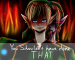 Ben Drowned and Link