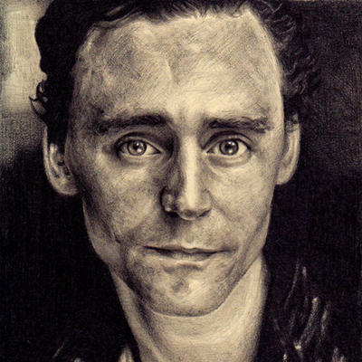 Tom Hiddleston by jyongyi