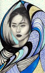 Cocoon by jyongyi