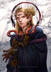 The deceiver by jyongyi