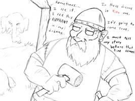 Dwarf Floodgate by Gauphastus