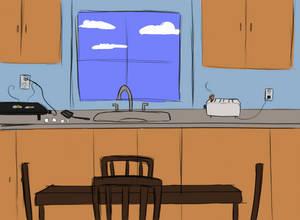 Kitchencolored