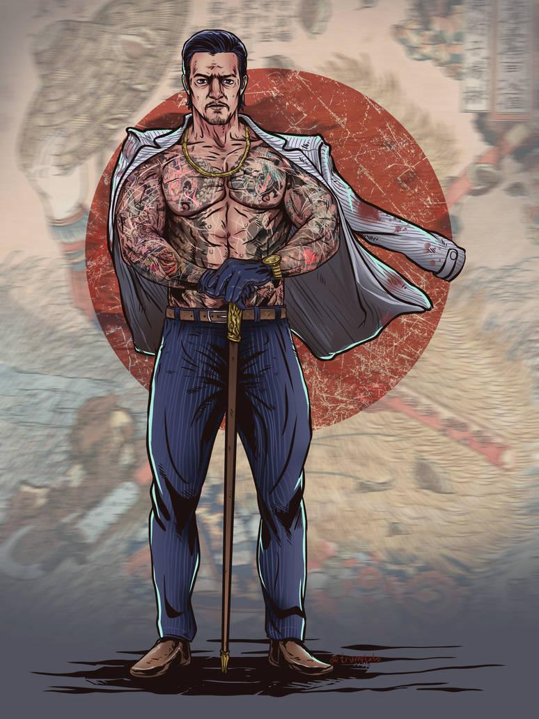 Glass : Kenji Kojima (Villain)