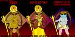 .:[Kingdom of Cavities] Queen Bee/Honey:. by Wario-Girl