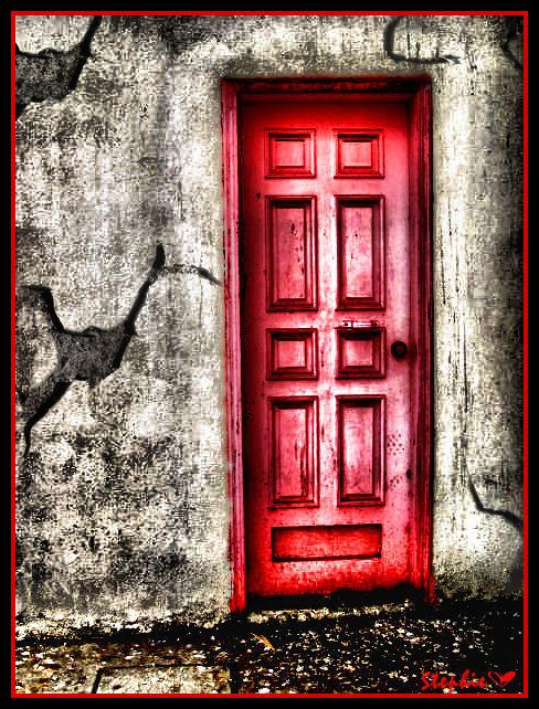 Hide Behind the Crimson Door by baremywords ... & Hide Behind the Crimson Door by baremywords on DeviantArt Pezcame.Com