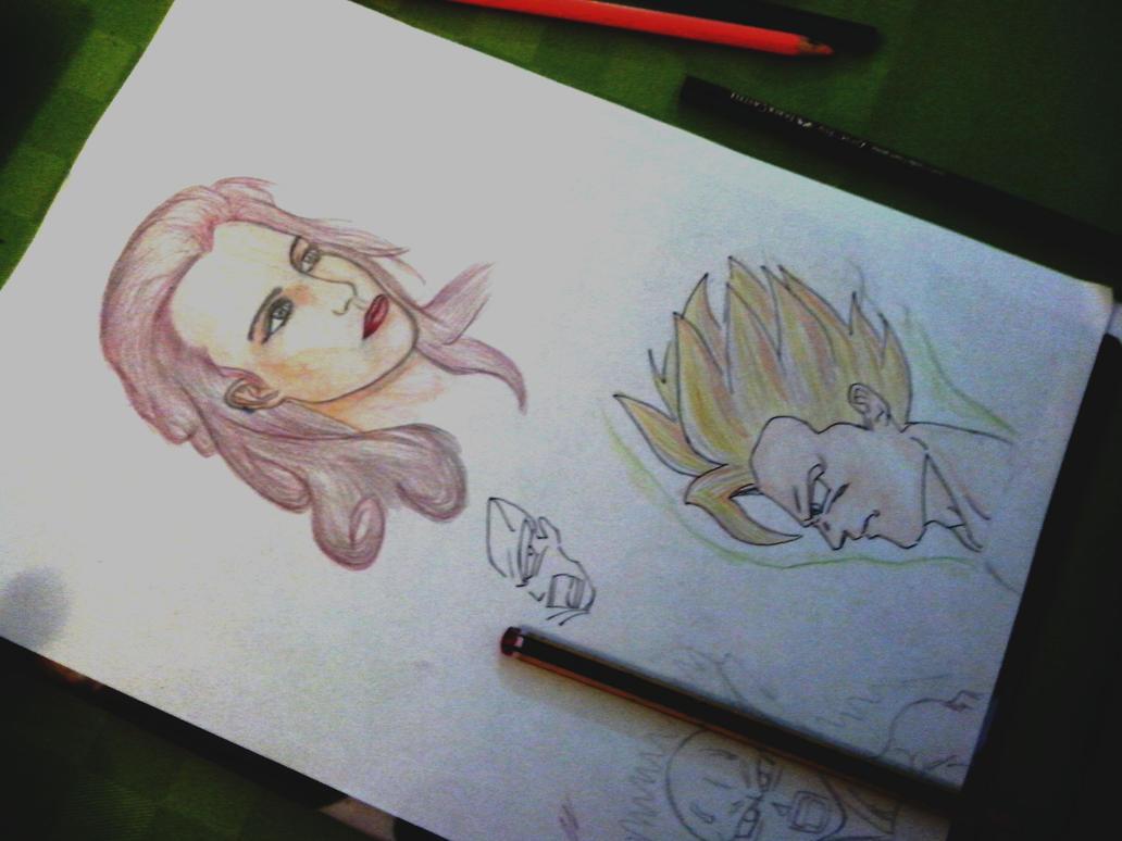 Kristen Stewart , Anime, ecc by Mich-C
