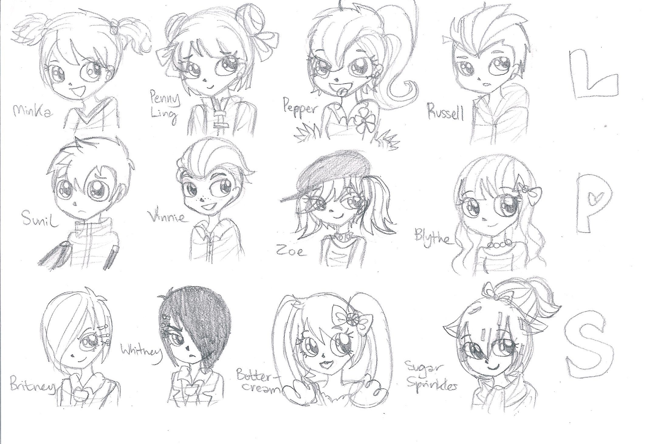 go littlest pet shop and pound puppies by kuku88 on deviantart