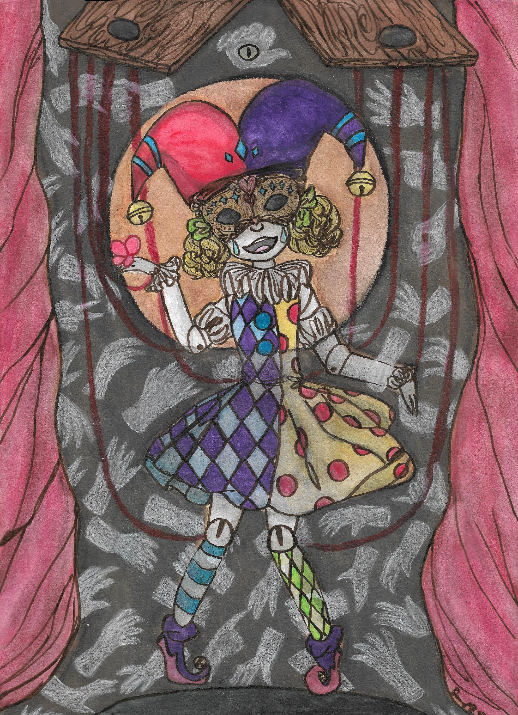 Stage Fright by kuku88