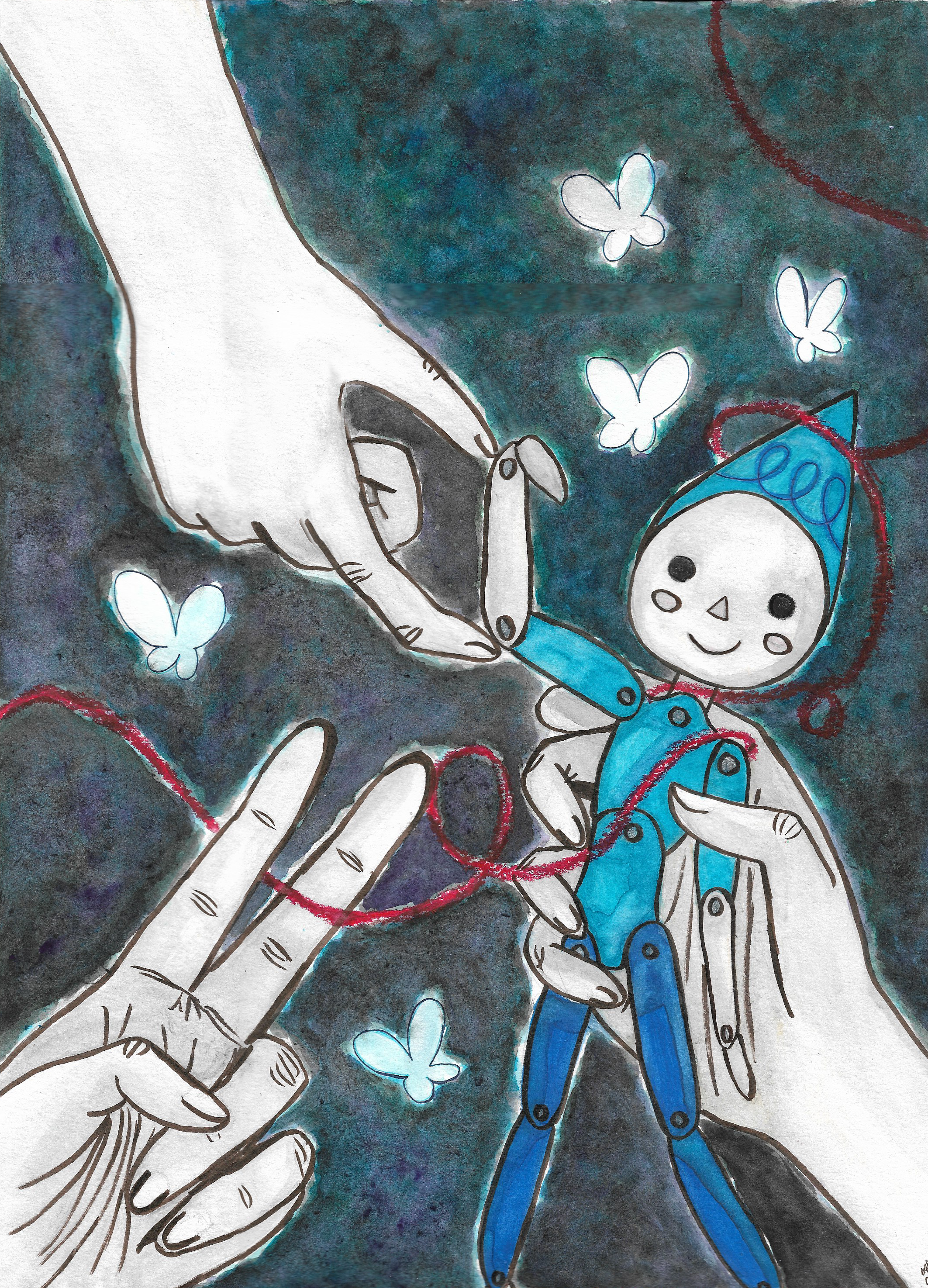 Little Boy Blue by kuku88