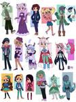 :SVtFoE: Next Gen Characters