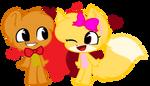 Honey Peach -AT-