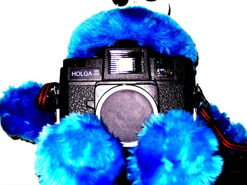 A toy camera by niniasiberiana