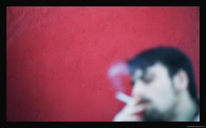 The red behind by niniasiberiana