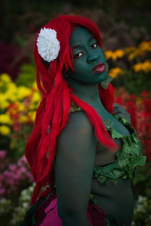 Poison Ivy by RokaKurumi