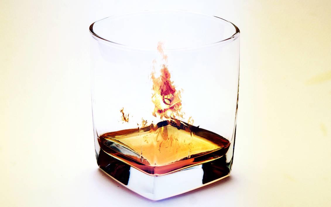 Burning Through by bravonight