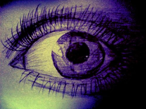 Eye Don't Believe It by rachaelrevenge