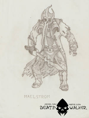 Death Walker - Maelstrom V2