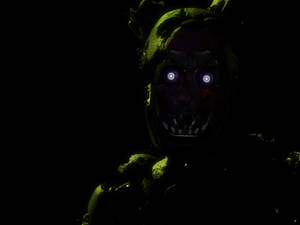 Five nights at Freddy's 3 - PurpleGuy/Springtrap