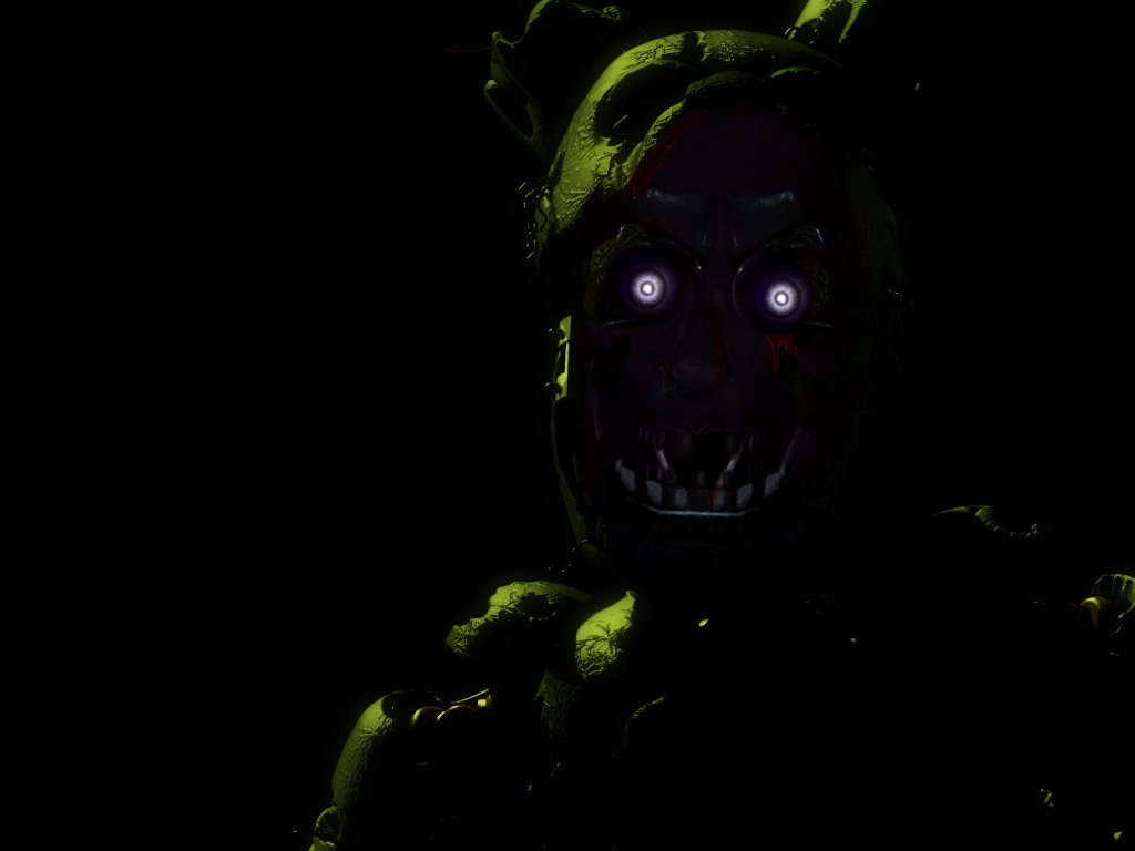 Fnaf 3 bite of 87 solved spring trap caused five nights at freddy s