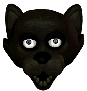 FNAF - Fonky the weasel (Fouine) (Fan Art) (WIP)