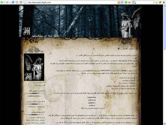 Blogfa_Template by DaRiOuShJh