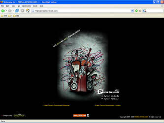 persia downloads intro by DaRiOuShJh