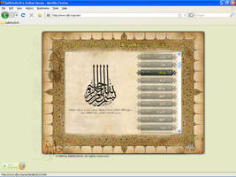 online 3 languages Quran by DaRiOuShJh