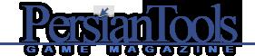PersianTools GameMagazine logo by DaRiOuShJh