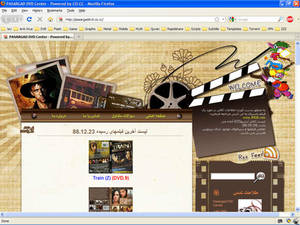 pasargad dvd template for bs