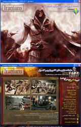 Iranians game magazine - 01 by DaRiOuShJh