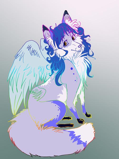 Kitsunelf's Profile Picture