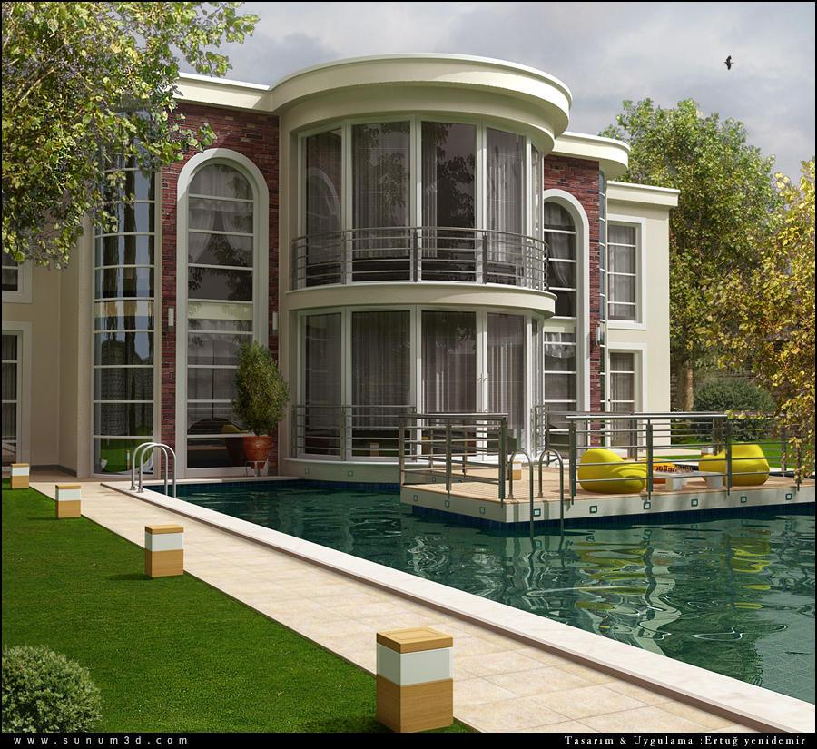 design villa by Ertugy