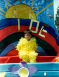 I was a chicken