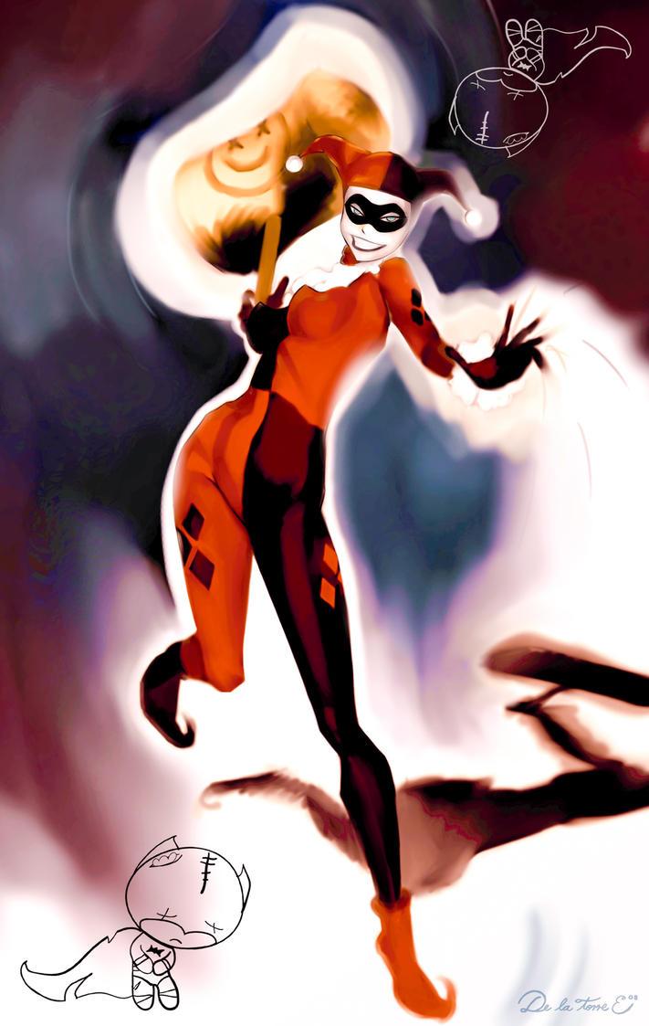 Harley Quinn | Fan Art Print Available by shurikmx