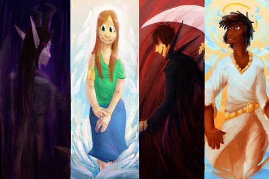 'Angel' Lineup