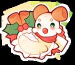 december advent pacapillar - holiday spirit!