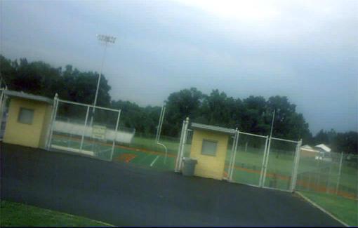 Football Field by Reeciekins