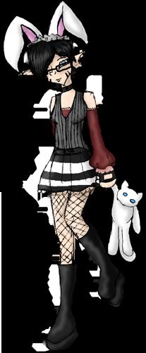 Reece - gaia avatar by Reeciekins