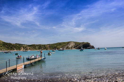 Lulworth Cove - Dorset