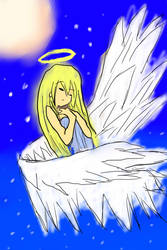 Angelic Moon