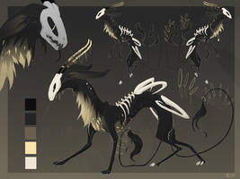 Adopt [closed][auction][paypal] 7 by DemonSenegaLiar20835