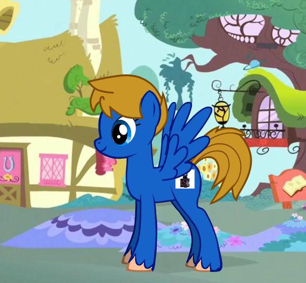 Switchback The Railroad Pony By Starfoxfan11 On Deviantart