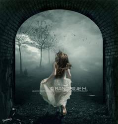 - I run away -