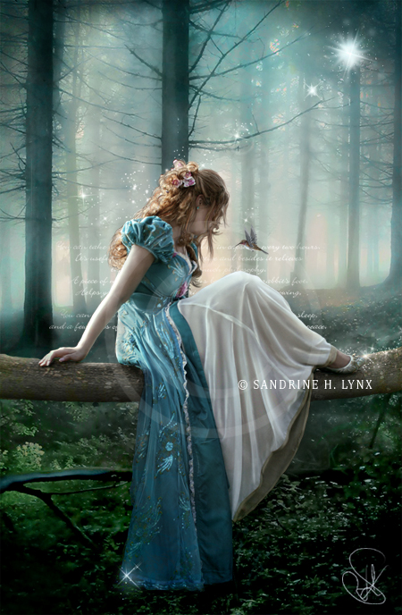 - Princess Giselle - by SandyLynx