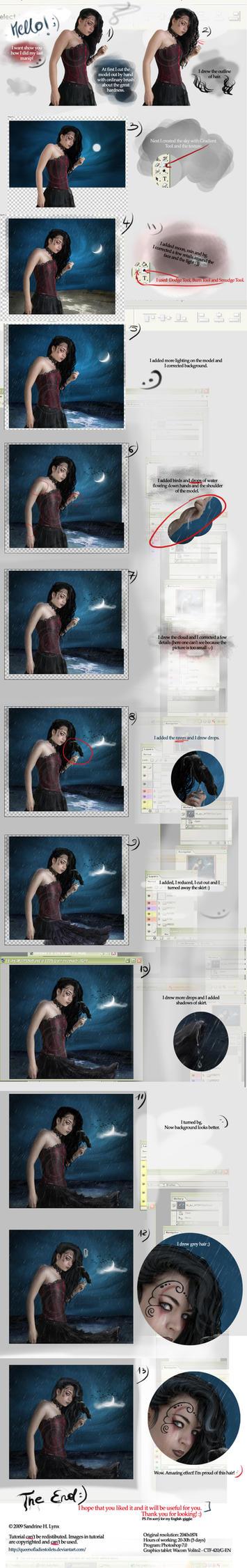 - Photomanipulation Tutorial - by SandyLynx