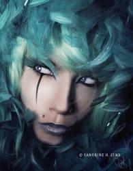 - The Bluish Vanity -