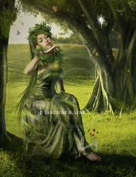 - Mystery of Goddess - by SandyLynx