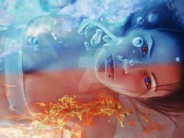 - Underwater: good vs. evil -