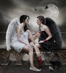 - Angel and Demon -
